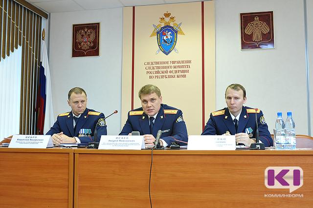 Следственное Управление объяснило причину избрания разных мер пресечения Александру Сердитову и Владимиру Тяпкину