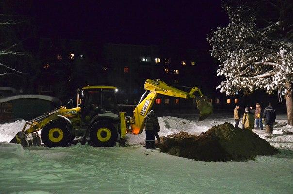 Теплоснабжение четырёх домов ухтинского посёлка Водный восстановлено