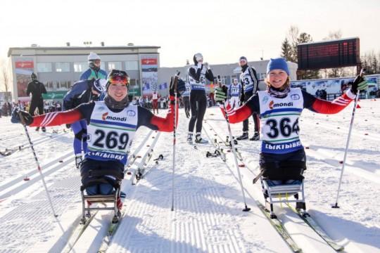 Мария Иовлева и Иван Голубков завоевали очередные награды Чемпионата России по лыжным гонкам и биатлону