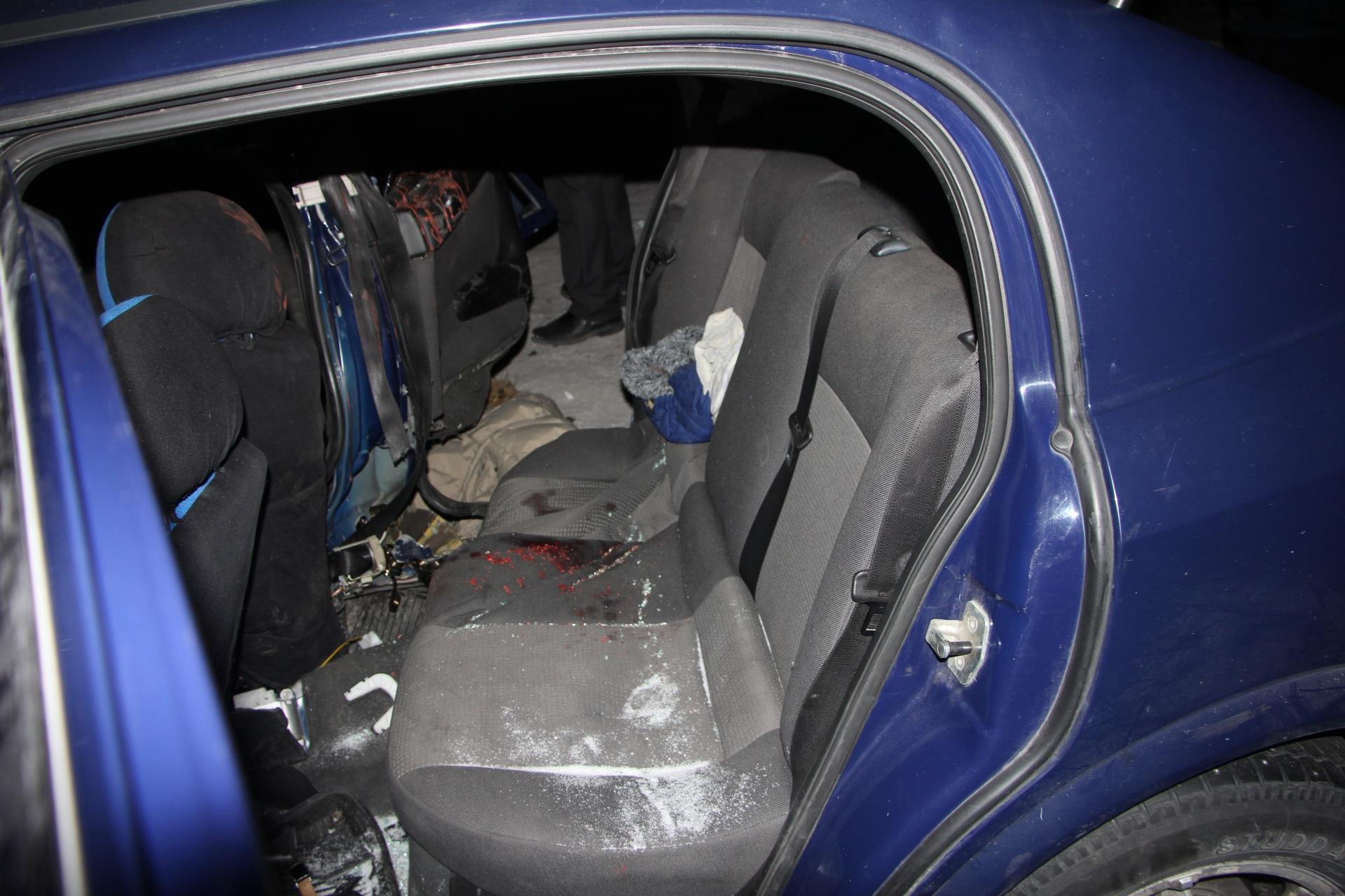 Три человека погибли встрашном ДТП под Воркутой