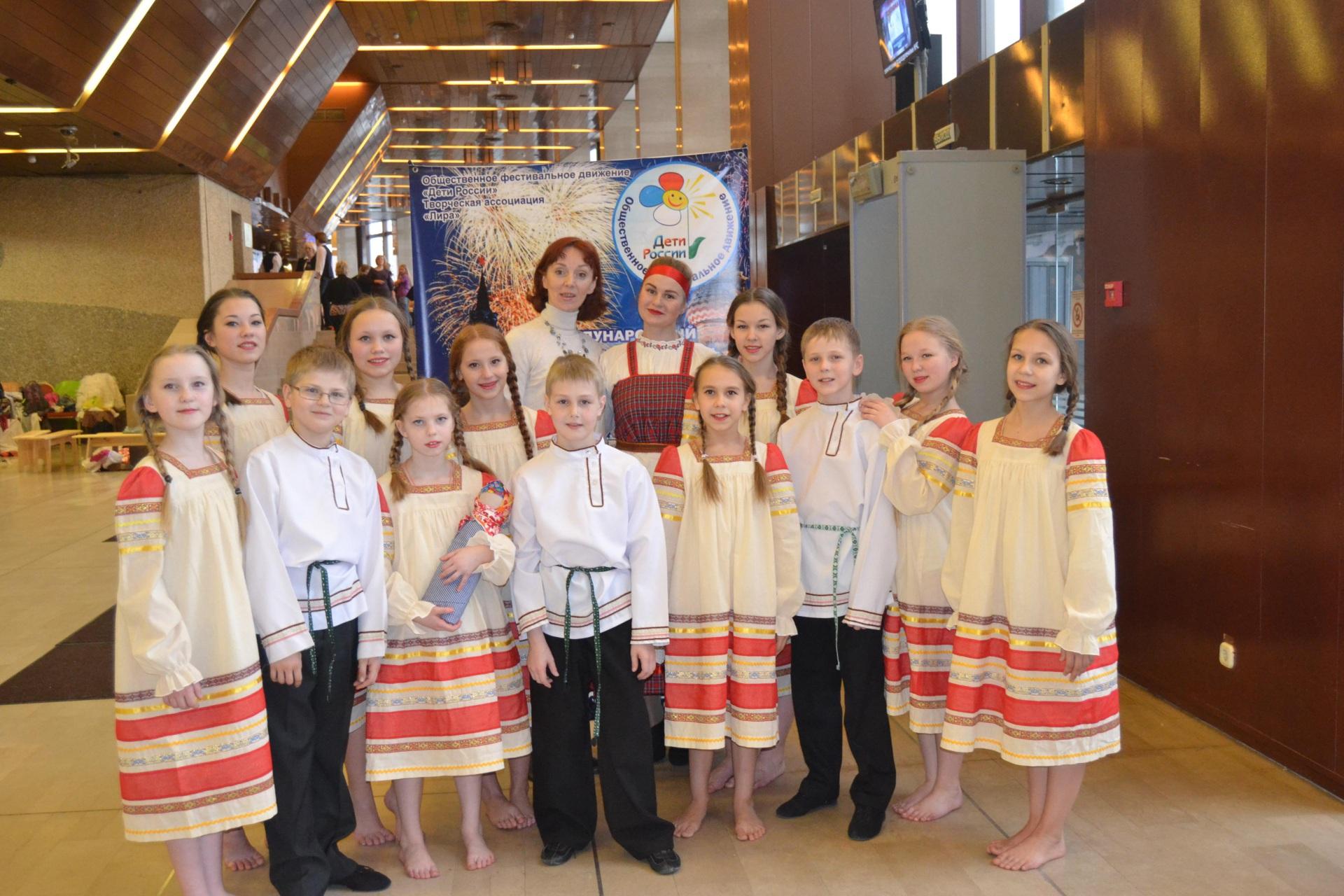 Дети из Сысольского района стали победителями Международного фестиваля-конкурса