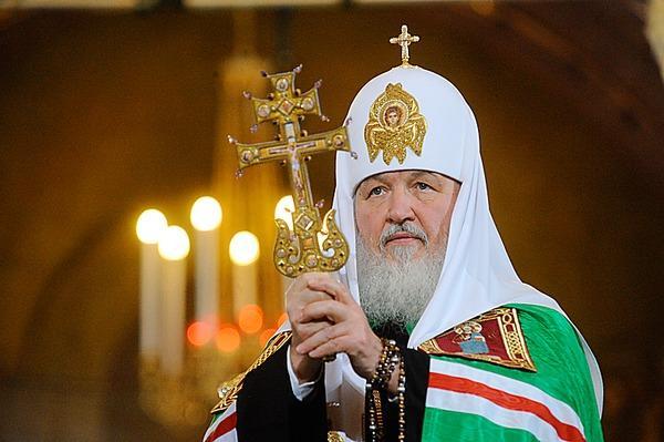 В Коми приедет святейший патриарх Московский и Всея Руси Кирилл