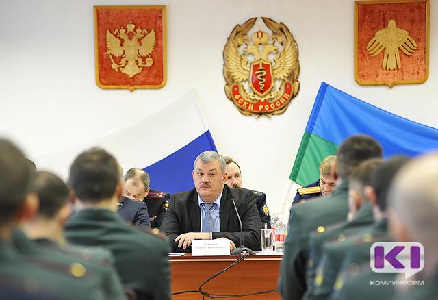 Сергей Гапликов призвал правоохранителей зачистить республику от наркотической заразы