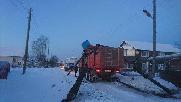 Отопление в Лесозаводе полностью восстановлено