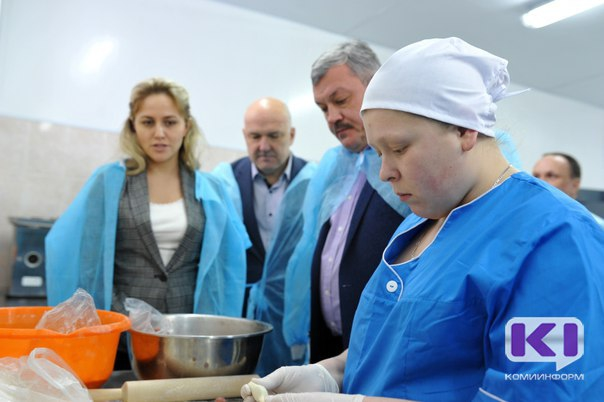 В Чухлэме откроется мини-завод по производству молочной продукции