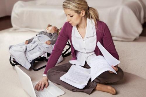 В Коми молодые мамы получили профессию, будучи в декрете