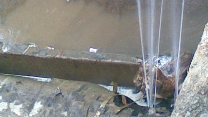 В Эжве завершаются работы по устранению порывов на системе водоснабжения