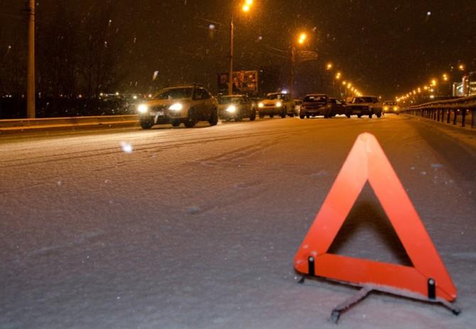 В Сыктывкаре лишенный прав водитель сбил ребенка