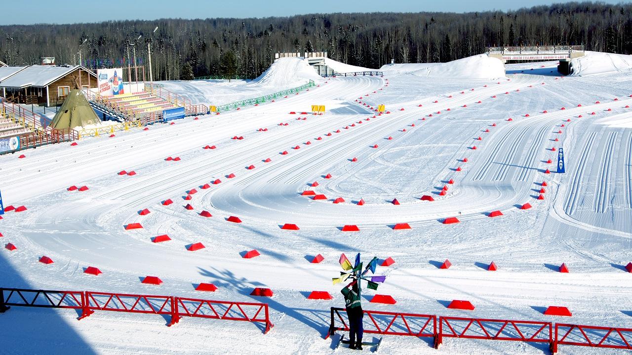 В Коми стартовали  сразу два Чемпионата по лыжным гонкам