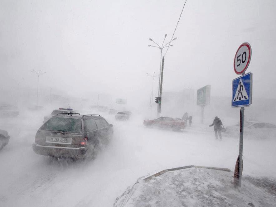 В связи с резким потеплением специалисты прогнозируют всплеск аварийности на дорогах Коми
