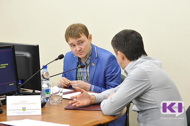 Депутаты Совета Сыктывкара