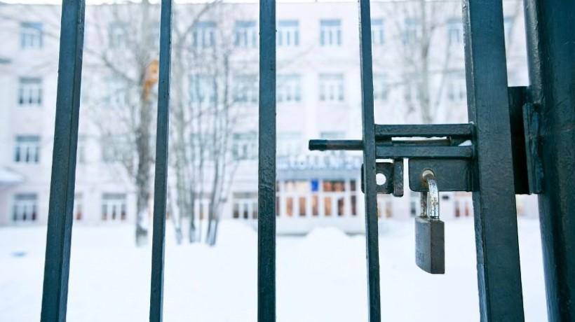 Практически по всей республике объявлен карантин в школах