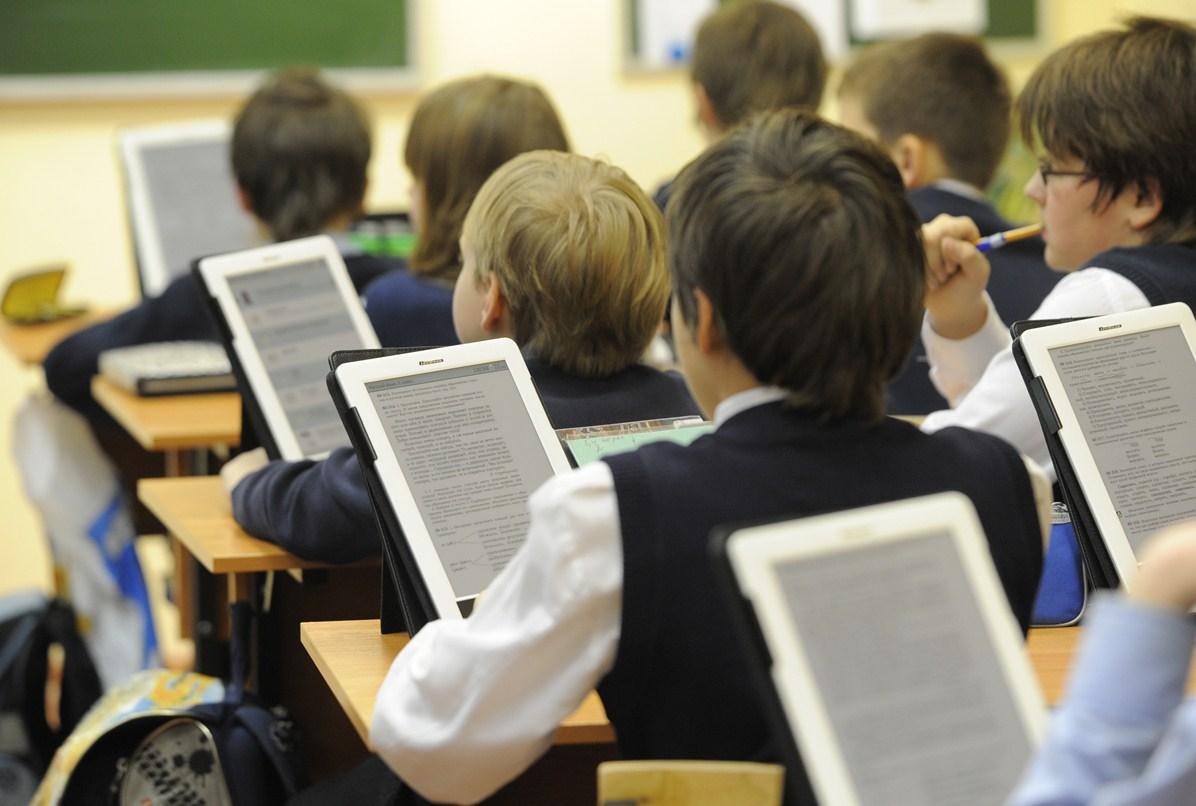 К концу года в России появится электронная школа