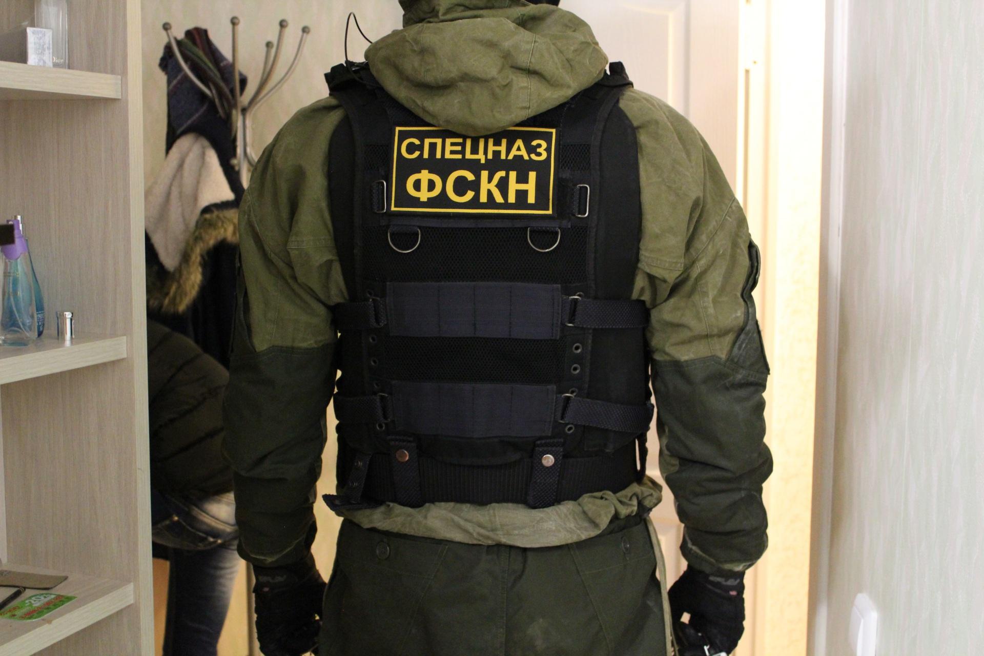 В Сыктывкаре сотрудники наркоконтроля задержали участника межрегиональной преступной группы