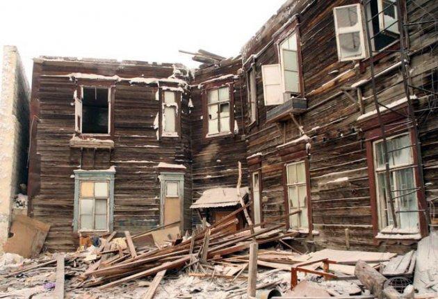 В Коми из ветхого и аварийного жилья расселены более двух тысяч человек