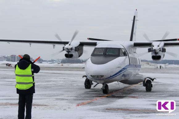 В Коми отменяются авиарейсы из Сыктывкара в Кослан и Троицко-Печорск