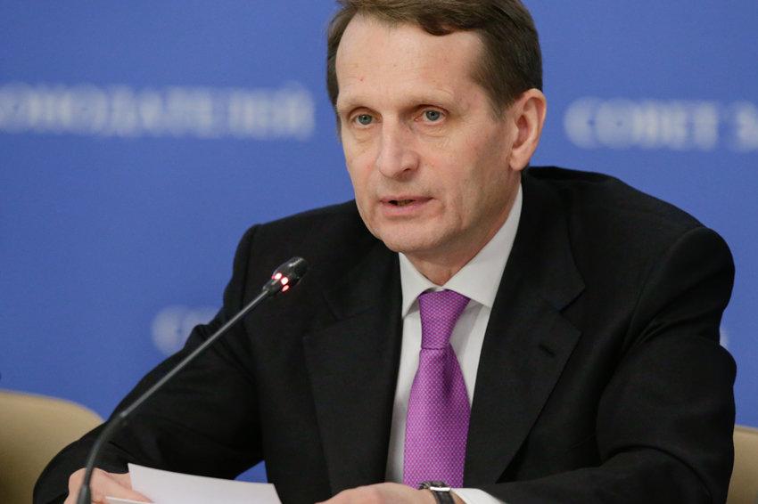 Нарышкин назвал предложение об отмене выборов