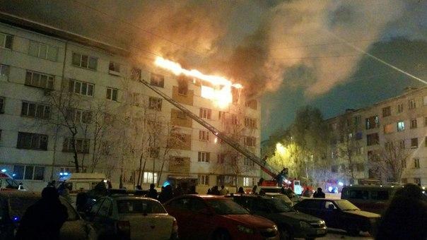 Пострадавшим на пожаре в Ухте будет оказана правительственная помощь
