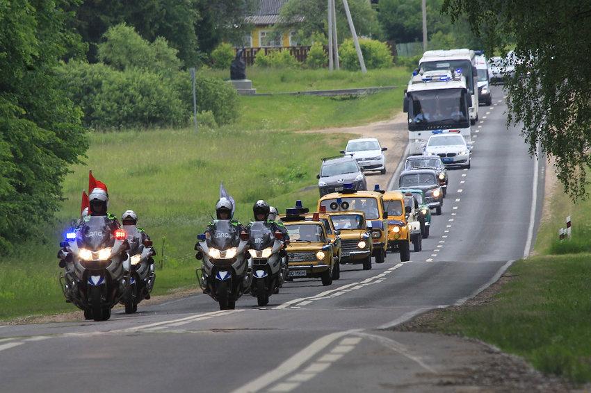 Для понимания: Госдума согласилась приравнять автопробег к демонстрации