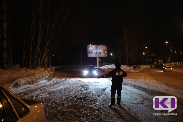 В Сосногорске сотрудники ГИБДД задержали водителя-наркомана