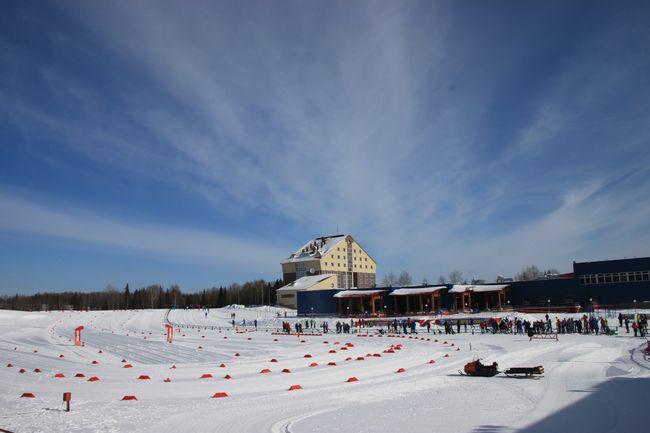 В Коми стартовало юношеское Первенство России по лыжным гонкам