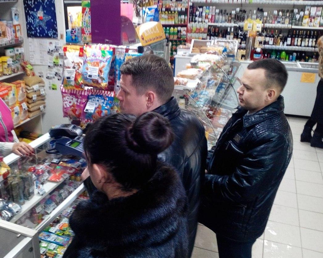 В Лесозаводе продавцы спиртного в ходе рейда не продали несовершеннолетним ни одной бутылки