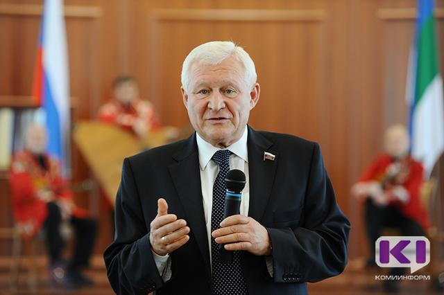 Владимир Поневежский первым подал документы на участие в предварительном голосовании перед выборами в Госдуму