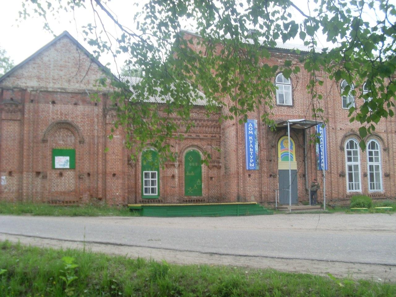 Зданию Дома культуры села Сторожевск грозит закрытие