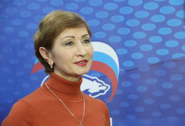 Альфия Коротаева намерена идти в Госдуму