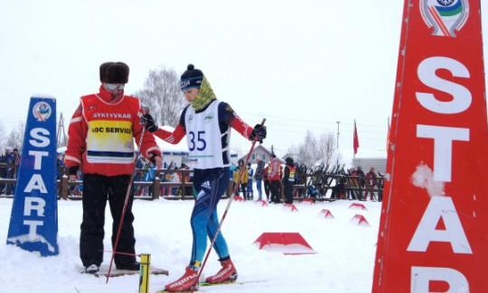Заключительный соревновательный день юношеского Первенства России принес лыжникам Коми серебряные медали