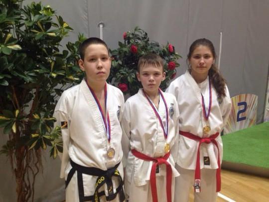 Юные ухтинцы и воркутинец защитят честь России на соревнованиях по тхэквондо в Греции