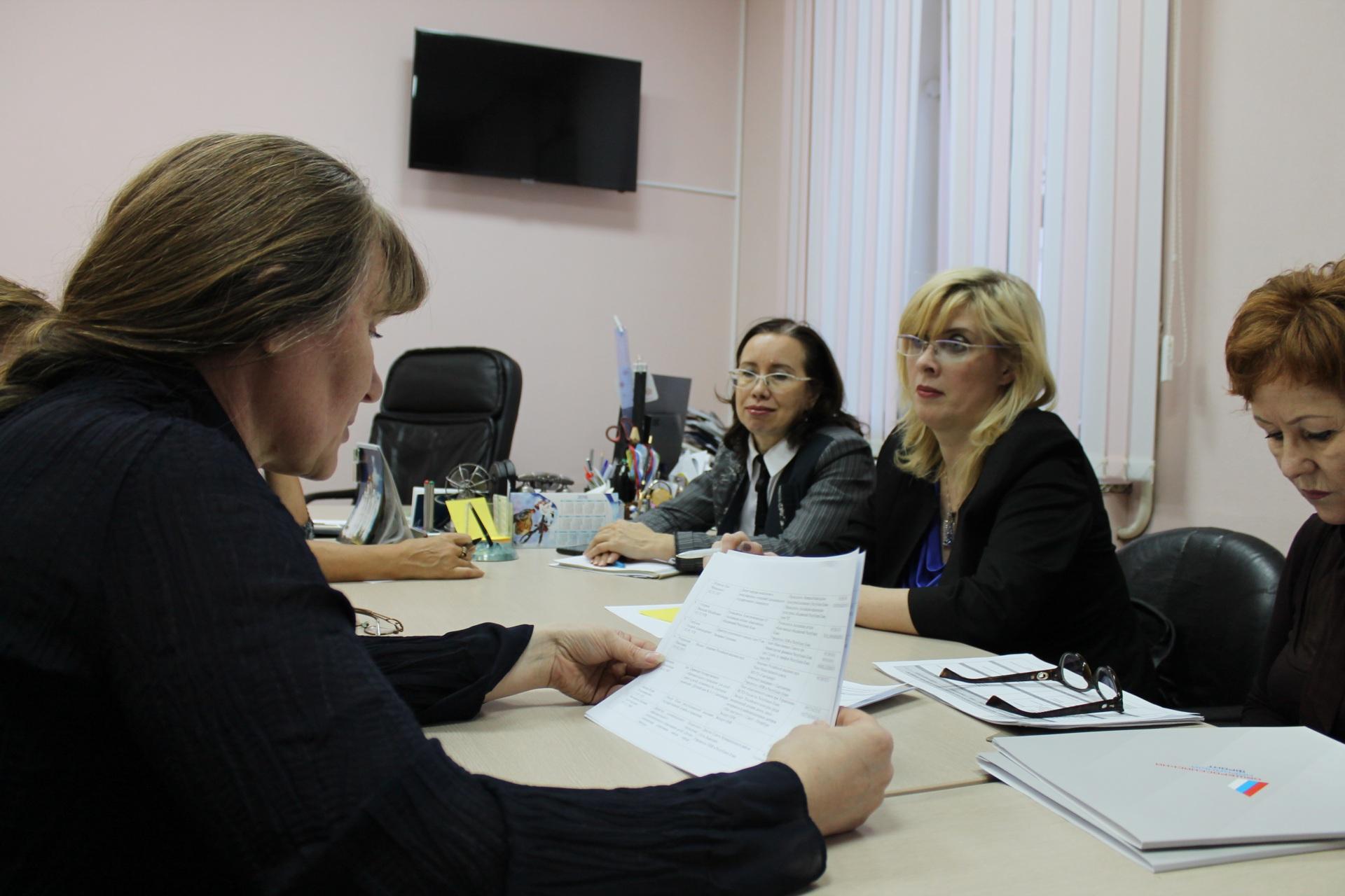 Активисты ОНФ в Коми определили приоритеты работы в сферах образования и культуры