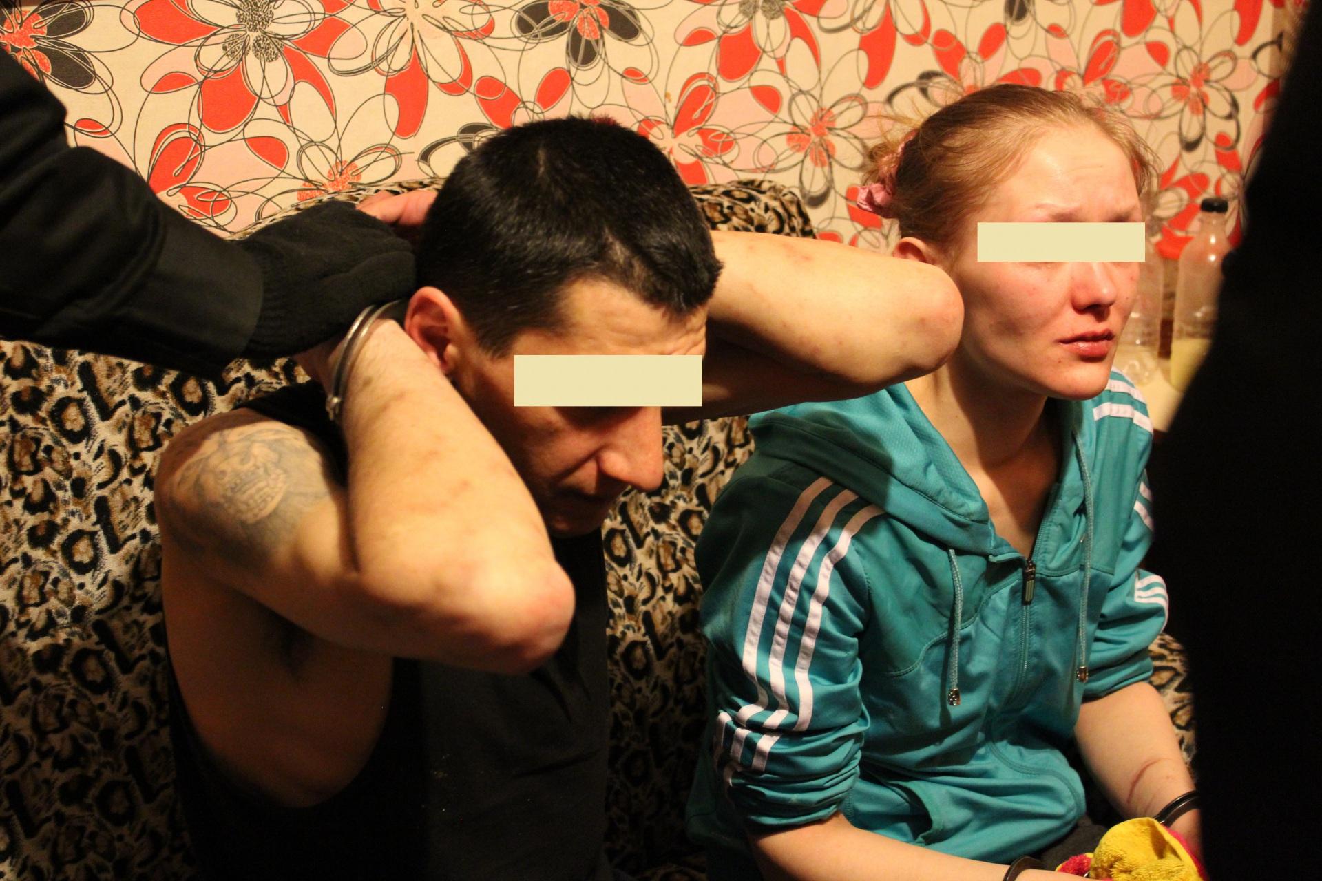 В столице Коми ликвидировали наркопритон