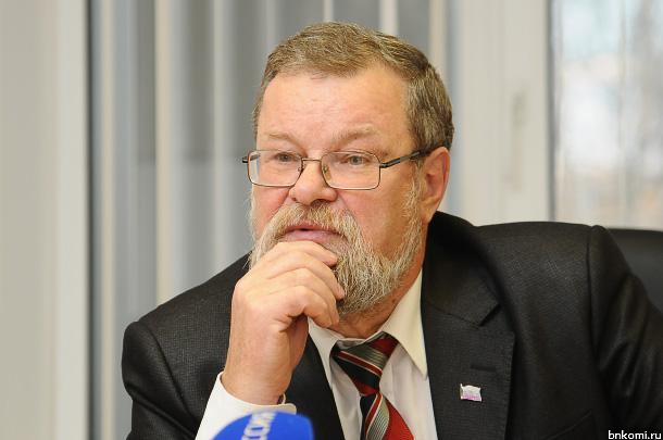 Реализация нового закона о суде присяжных дорого обойдется Коми - Вячеслав Шишкин