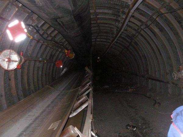 Спасатели опровергли слухи о пожаре на шахте