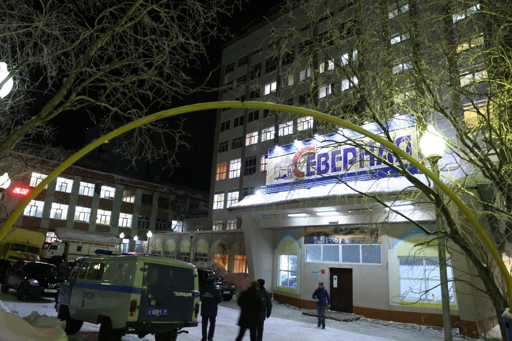 """""""Воркутауголь"""" подтвердила информацию о двух взрывах на шахте"""