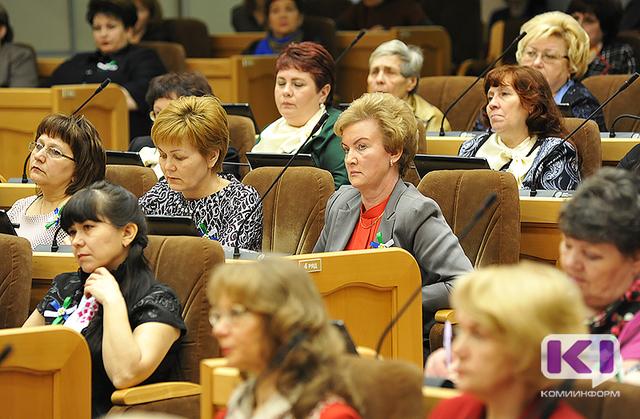 Союз женщин Коми будет продвигать своих соратниц в органы власти