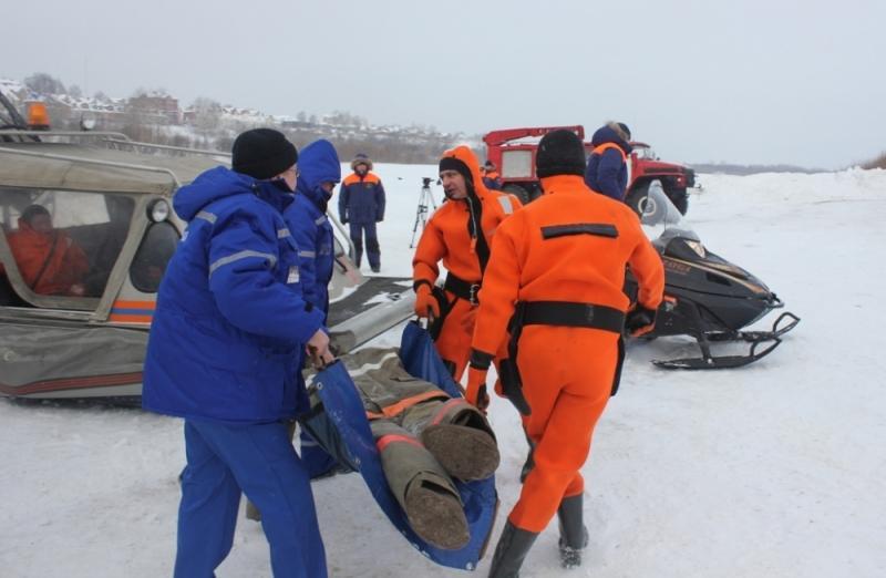 Спасатели Коми отточат навыки по спасению людей в условиях природной среды