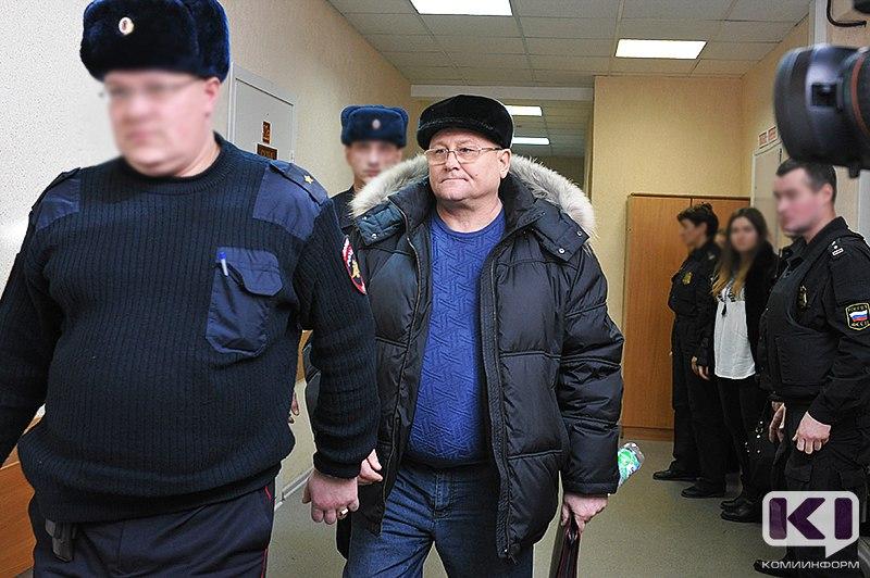 Александр Протопопов оставлен под стражей