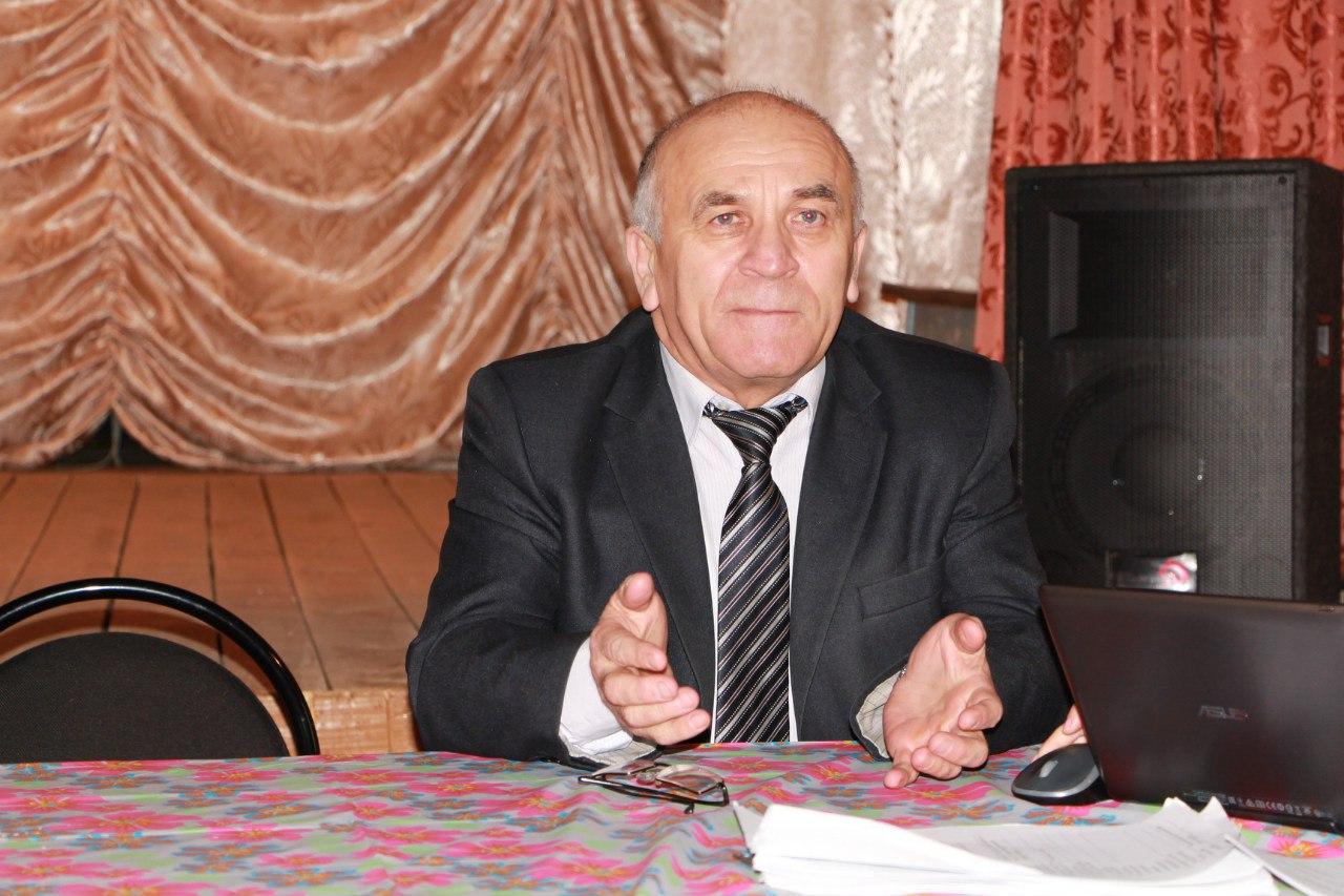 Николай Жилин подвел краткий итог своей деятельности на посту руководителя муниципалитета