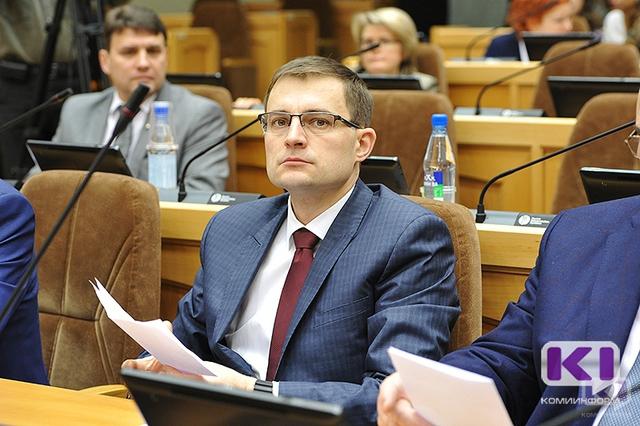 Дмитрий Шатохин подал документы на участие в предварительном голосовании по выборам главы Республики Коми