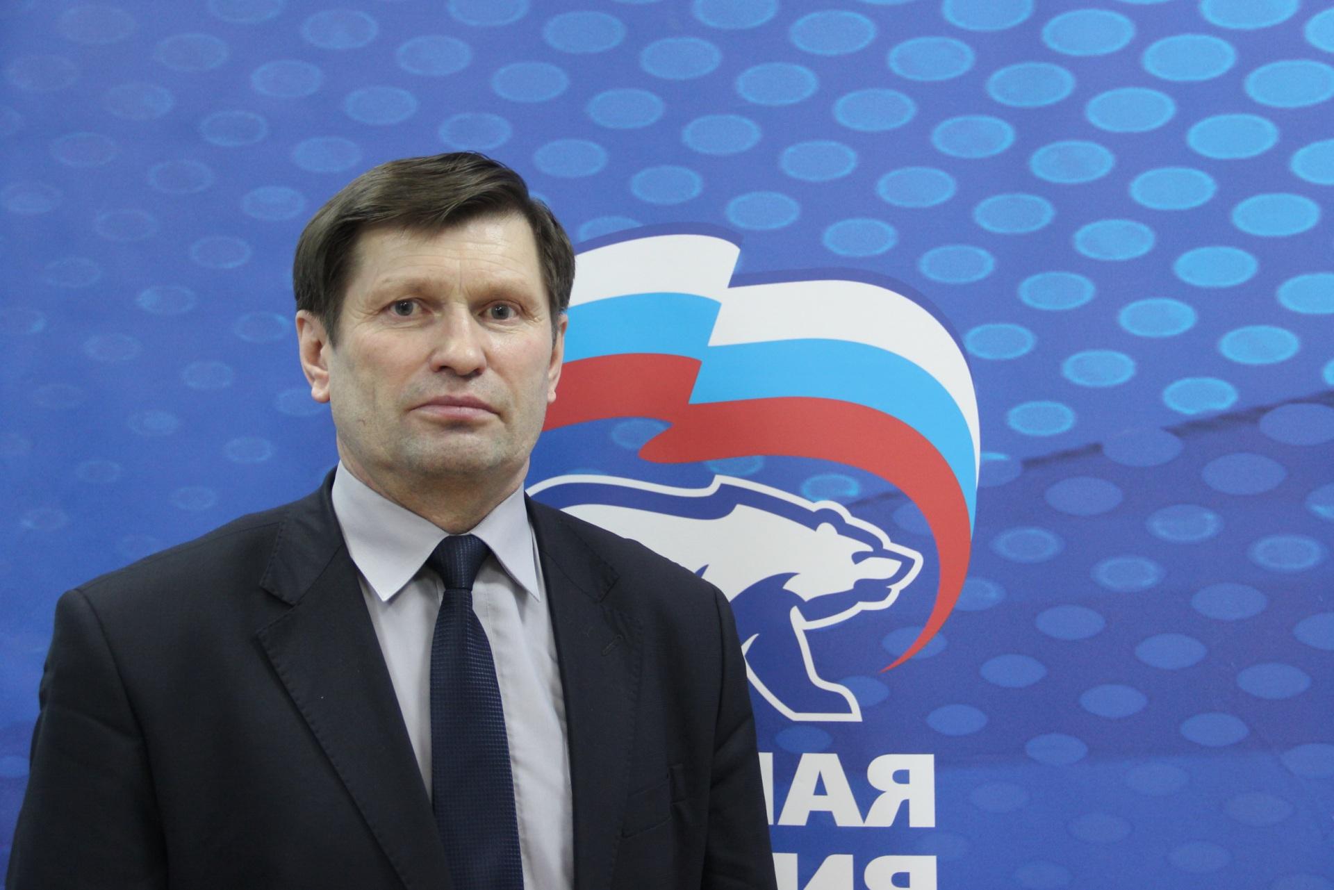 Сергей Бобрецов подал заявление на участие в предварительном голосовании по выборам в Госсовет Коми