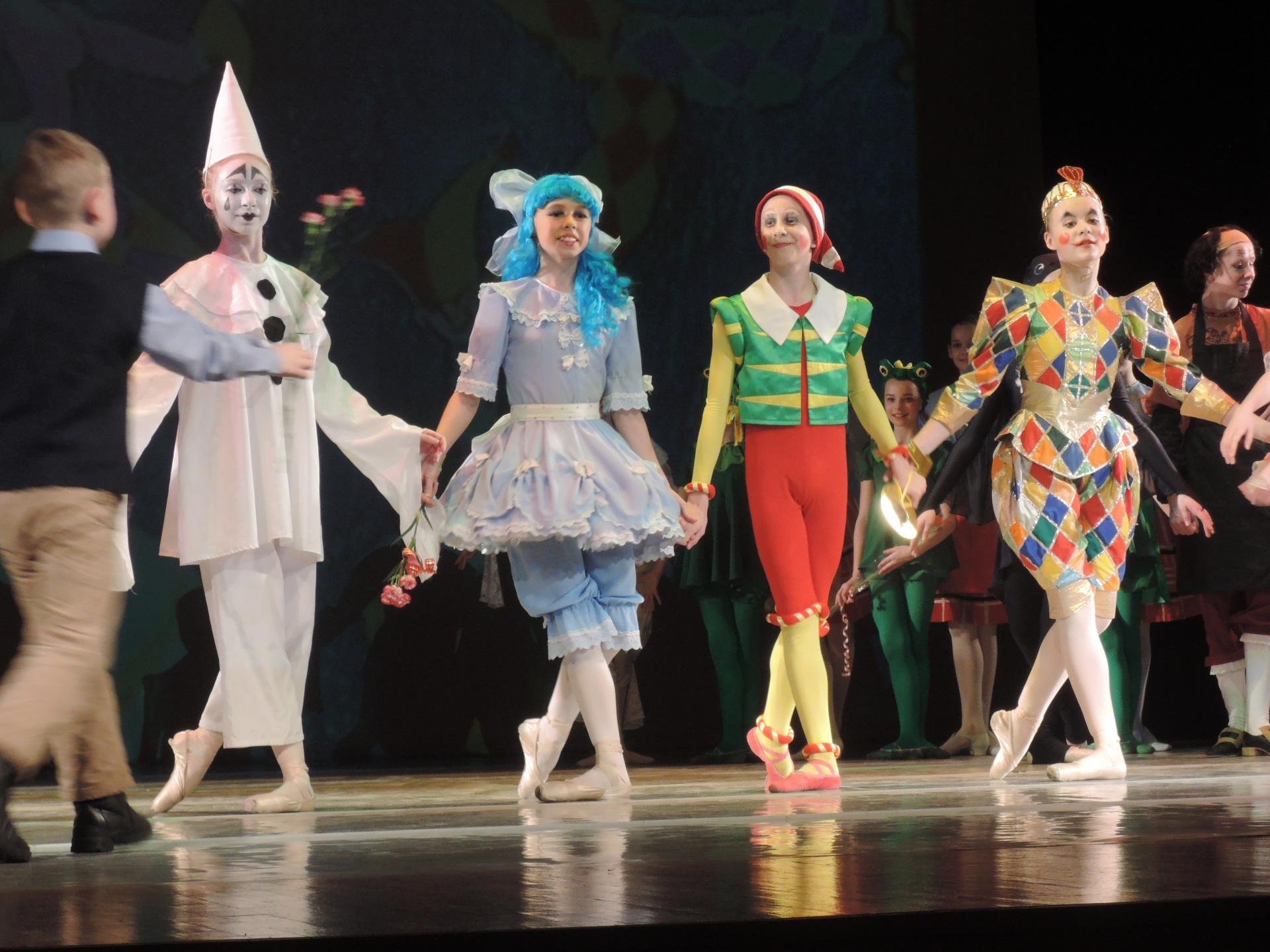 В Сыктывкаре с аншлагом прошла премьера балета