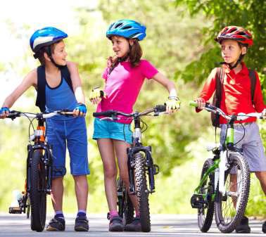 Памятка юного велосипедиста