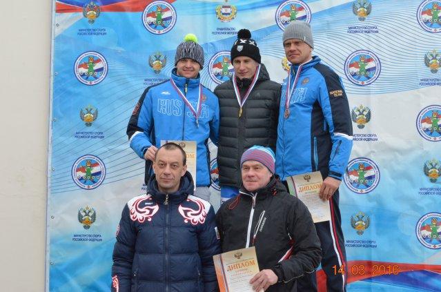 Лыжники Коми триумфально выступили на Чемпионате России среди инвалидов по слуху