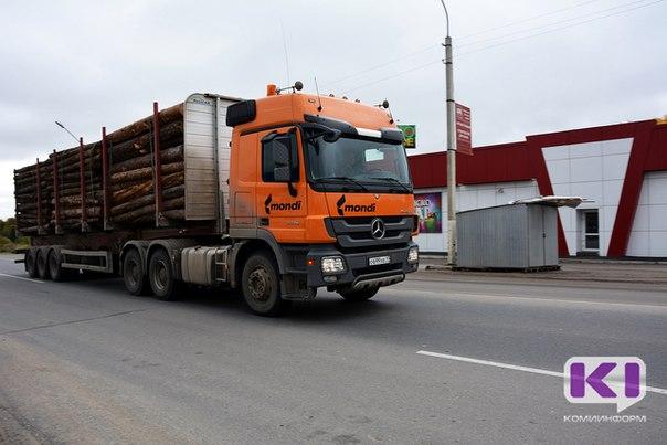 Движение по мосту через р. Лемью под Сыктывкаром будет ограничено  для большегрузов