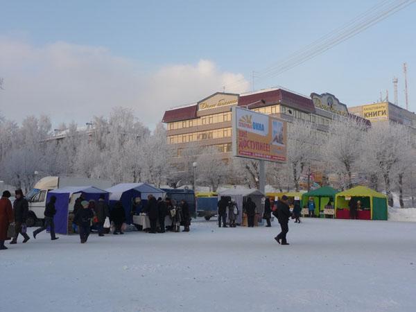 Сергей Гапликов поручил мэру Сыктывкара найти альтернативу ярмарке