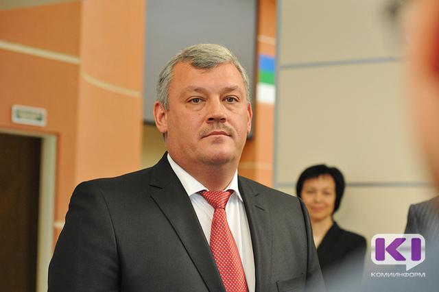 Правительство Коми может возглавить Сергей Гапликов