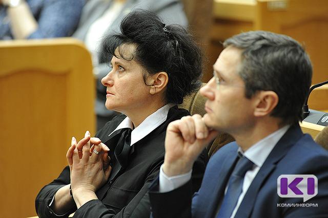 Госсовет Коми согласовал кандидатуры четырех членов правительства Коми