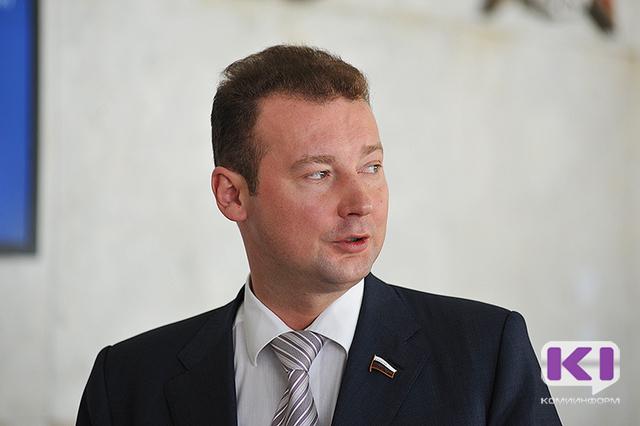Депутат Госдумы Андрей Андреев: